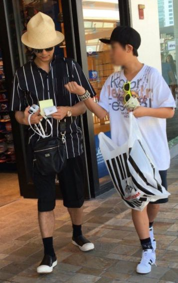 SMAP 香取慎吾 ジャニーズ 隠し子 否定 生放送に関連した画像-03