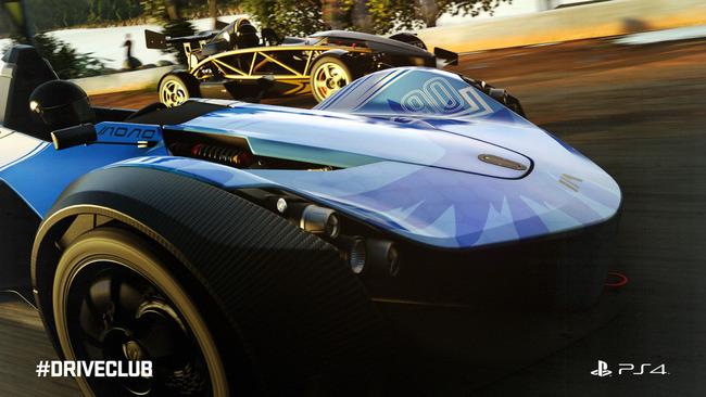 ドライブクラブ レース PS4に関連した画像-01
