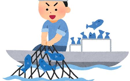 漁師 空き缶 ポイ捨て ゴミ箱に関連した画像-01