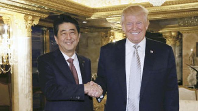 山口二郎 東京新聞 コラム トランプ 安倍晋三に関連した画像-01