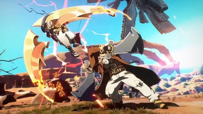 ギルティギア ストライヴ 名残雪 レオ=ホワイトファング PS5に関連した画像-06