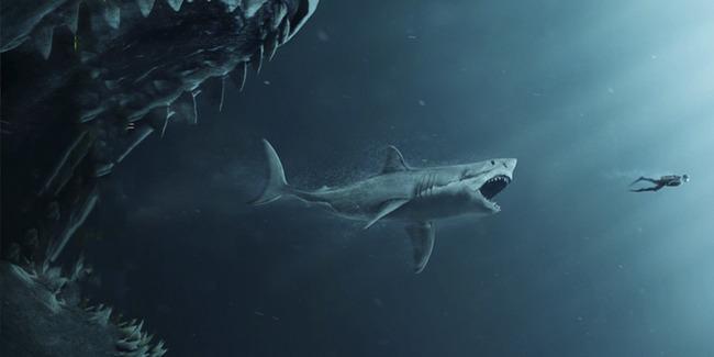 オーストラリア 巨大ザメ 食いちぎられるに関連した画像-01