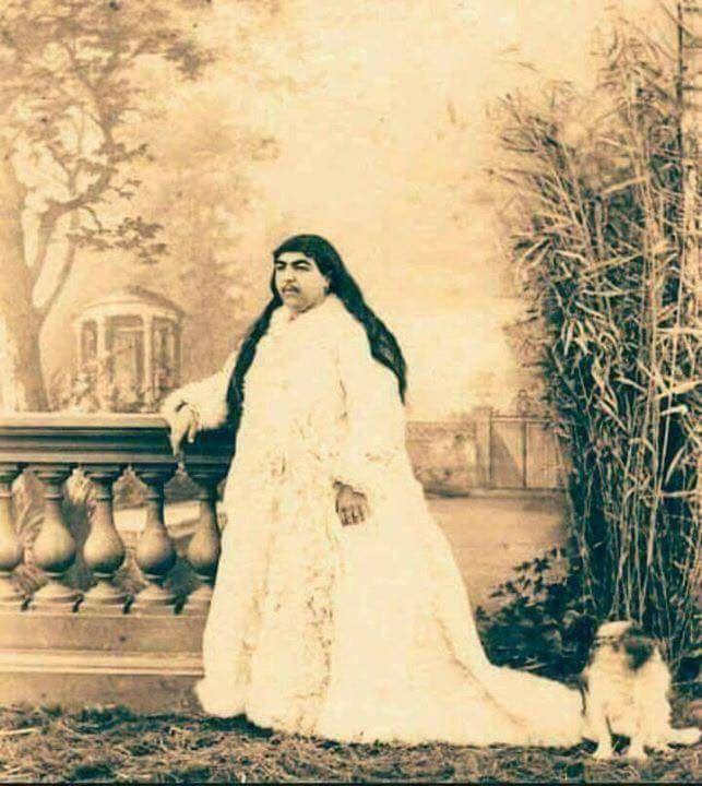 19世紀 美女 ナーセロッディーン・シャーに関連した画像-04
