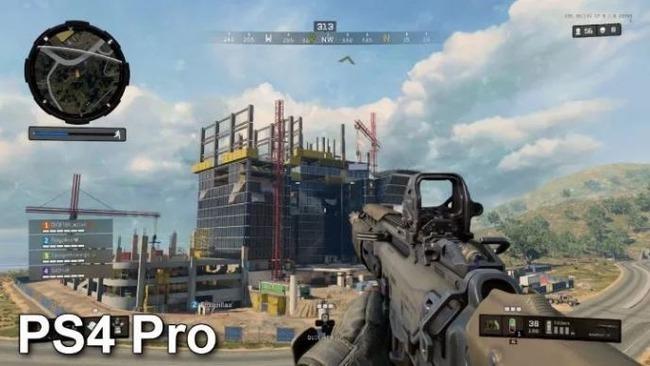 BO4 比較映像 PS4に関連した画像-04