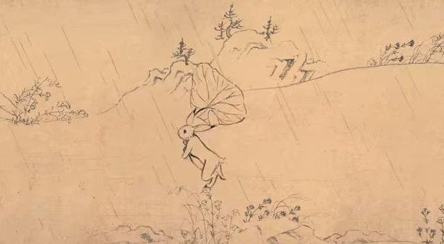 鳥獣戯画 ジブリ アニメ CM 丸紅新電力に関連した画像-10