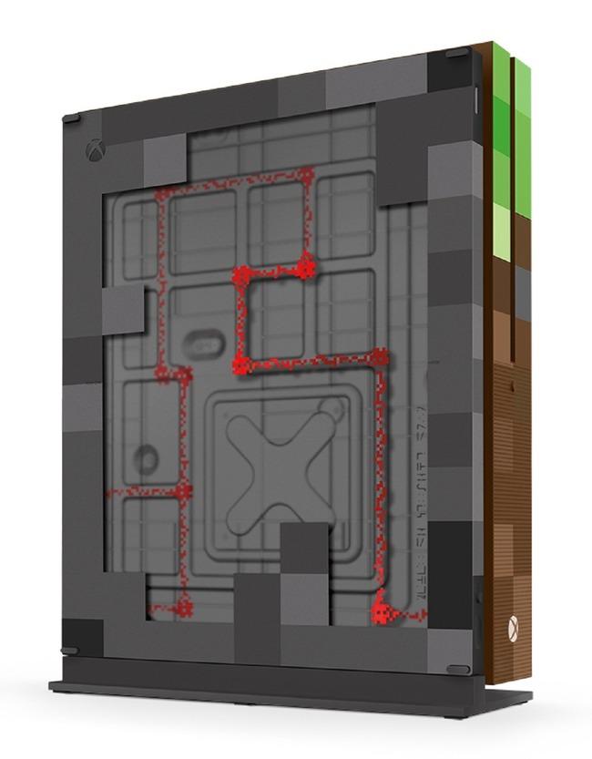 マインクラフト 数量限定 XboxOneS XboxOne マイクラに関連した画像-04