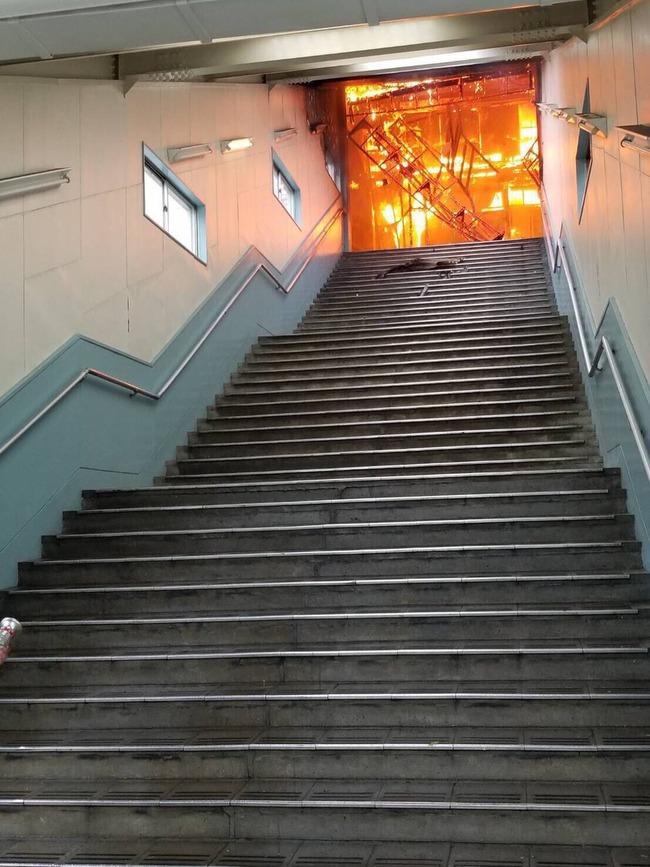 台風21号 大阪 暴風雨 災害に関連した画像-08