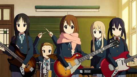 軽音 バンド ギター ベース ドラム ボーカル キーボードに関連した画像-01