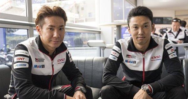 【偉業】ル・マン24時間耐久レースで、トヨタの中嶋一貴&小林可夢偉が1-2フィニッシュ!!日本車+日本人で初優勝!!