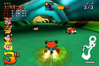 クラッシュ・バンディクー レーシング リメイク PS4に関連した画像-01