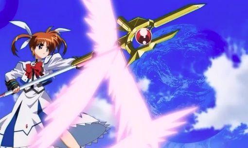 サバゲー リリカルなのは レイジングハート 魔法少女に関連した画像-01