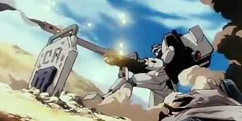 陸戦型ガンダム バンダイ プラモデル 盾撃ち 輝き撃ち 論争に関連した画像-01
