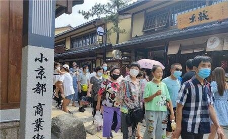 中国 大連 京都 テーマパーク 日本文化 侵略 批判殺到 営業停止に関連した画像-01
