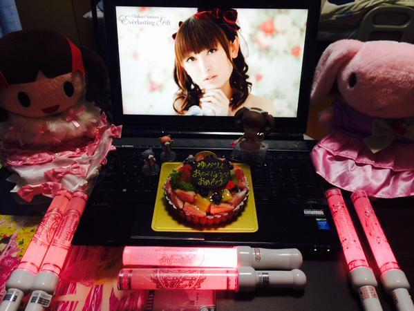 田村ゆかり 生誕祭 ゆかりん 誕生日に関連した画像-12