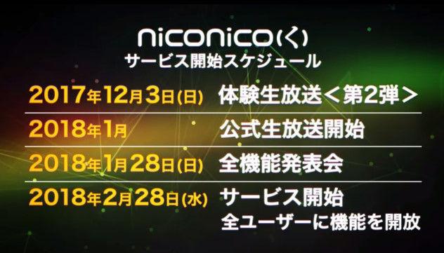 ニコニコ動画 クレッシェンド 新サービス ニコキャスに関連した画像-81