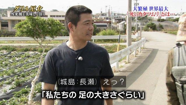 TOKIO カタツムリ 鉄腕ダッシュに関連した画像-02