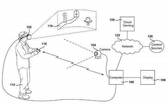 ソニー 3D酔い VR酔い 特許に関連した画像-03