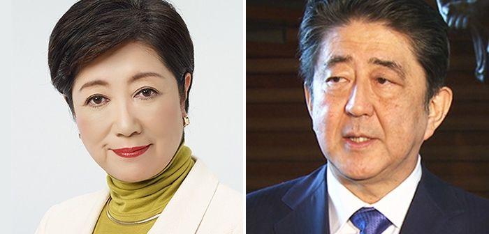 選挙 総理 安倍 小池 世論調査に関連した画像-01