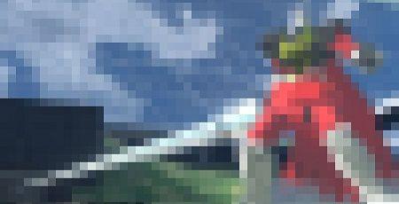 ガンダムビルドファイターズ シャア大佐 機体 モビルスーツに関連した画像-01