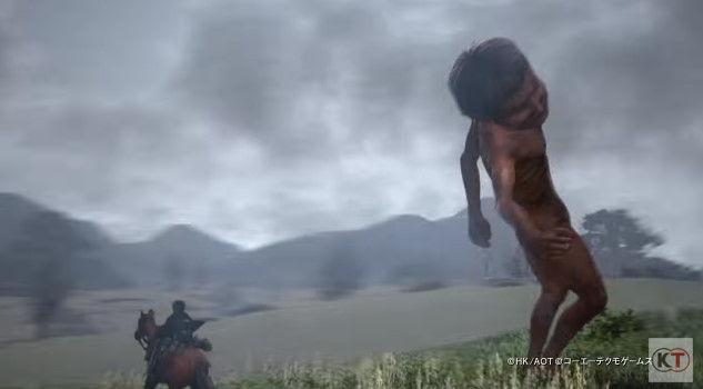 進撃の巨人 PS4 ゲーム PVに関連した画像-13