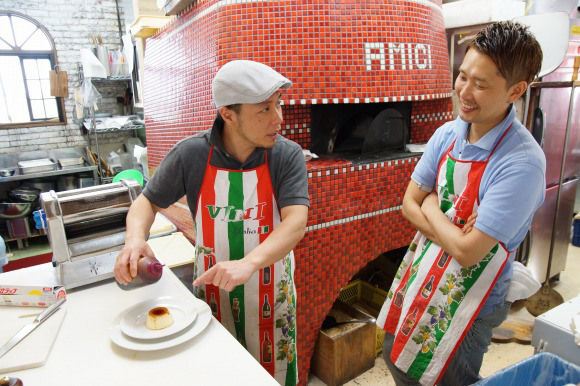 トニオさんの料理に関連した画像-13