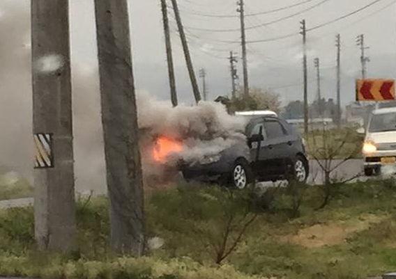 ガソリン車 軽油 炎上に関連した画像-01