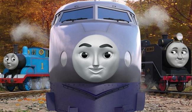 きかんしゃトーマス 映画 ケンジ 新幹線に関連した画像-04