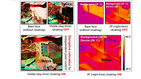 透明 皮膚 メタルギアソリッド プレデター カメレオン 人工 熱に関連した画像-01