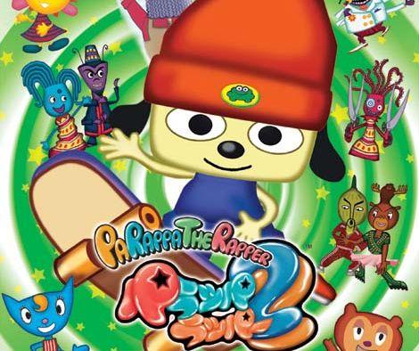 PS2の名作音ゲー『パラッパラッパー2』がPS4向けにリリースさ ...