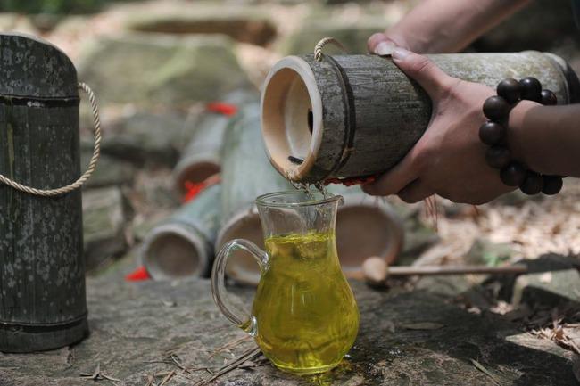 中国 竹 酒に関連した画像-04
