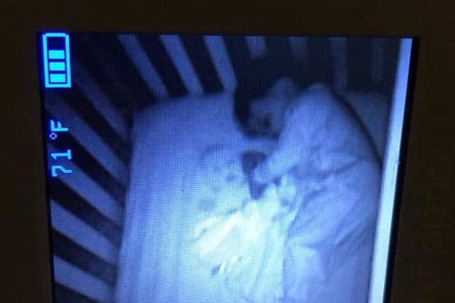 赤ちゃん 幽霊 心霊映像 衝撃 事実 ベビーモニター に関連した画像-03