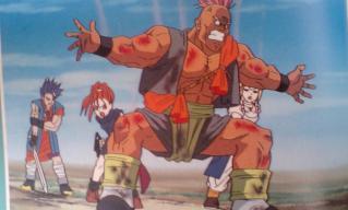 ドラゴンクエスト ヒーローズ ハッサン 参戦に関連した画像-01