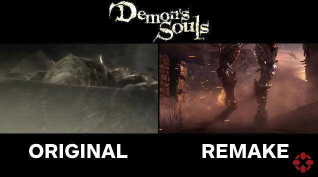 デモンズソウル リメイク PS3 PS5に関連した画像-03