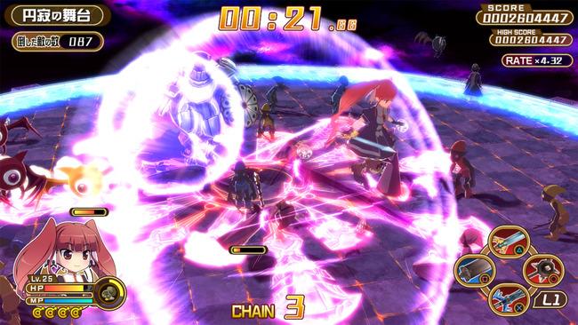 同人ゲーム PS4 クロワルール・シグマに関連した画像-05