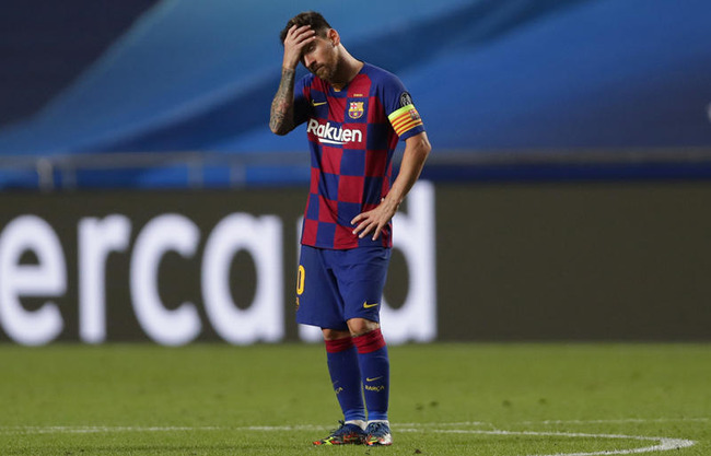 リオネル・メッシ バルセロナ アルゼンチン代表 サッカー 退団に関連した画像-01