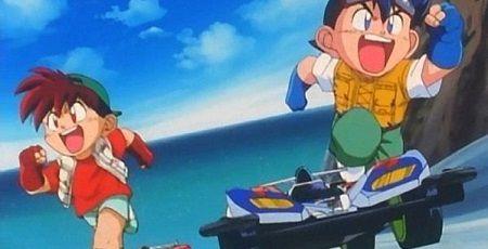 爆走兄弟レッツ&ゴー!! アニメ TOKYOMXに関連した画像-01