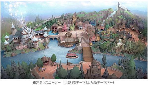 東京ディズニーランド 東京ディズニーシー 東京ディズニーリゾート アナ雪 美女と野獣に関連した画像-05