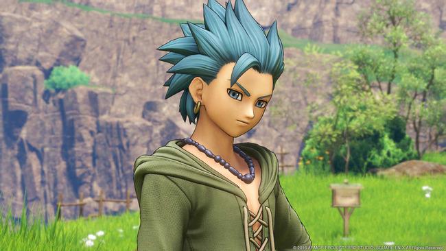 ドラゴンクエスト11 ドラクエ11 比較 3DS PS4 グラフィックに関連した画像-20