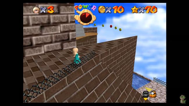 スーパーマリオ64 オンライン 非公認 無許可 Modに関連した画像-09