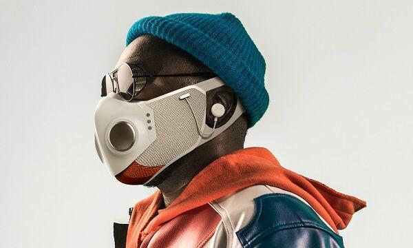 イヤホン マスク 換気ファン デザイナー 高機能マスク 商品化に関連した画像-03