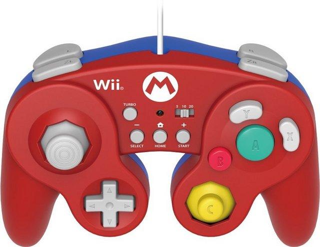 WiiU GC風コントローラー スマブラに関連した画像-01