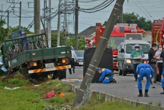 千葉県 八街市 トラック 事故 小学生 死亡 集団下校に関連した画像-01