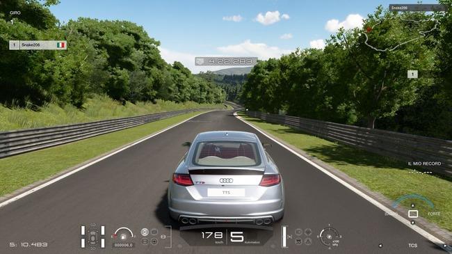 グランツーリスモ GTスポーツ GT6 GT4 比較 画像 スクショ グラフィックに関連した画像-05