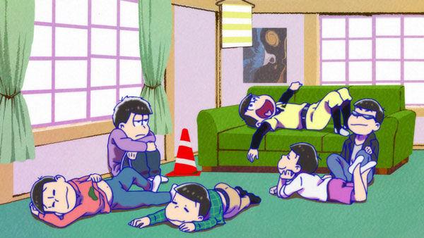 おそ松さん 2期 テレビ北海道 最新PVに関連した画像-03