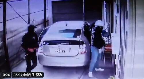 窃盗集団 犯罪 ツイッターに関連した画像-03