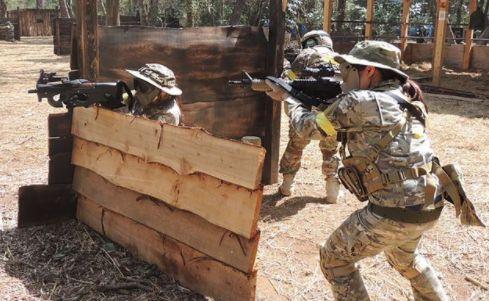 サバゲー 猟師 実銃 中断に関連した画像-01