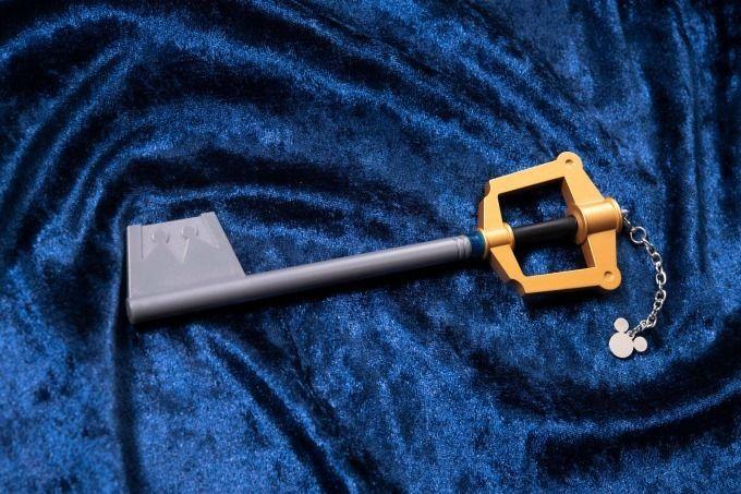 キングダムハーツ ディズニーアンバサダーホテル ルームキー キーブレードに関連した画像-08
