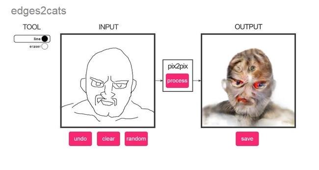 猫 イラスト ツール リアル 変換に関連した画像-08