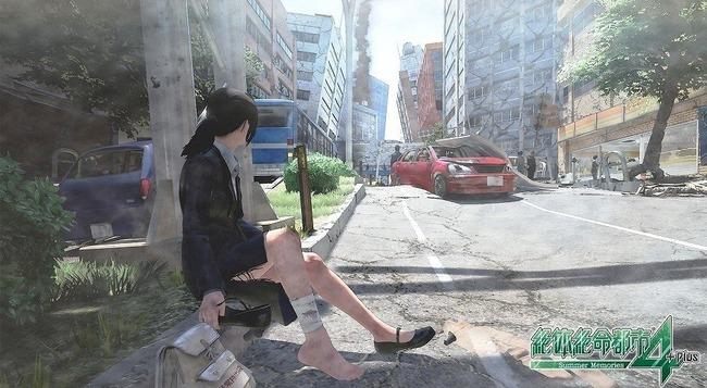 絶体絶命都市4 生理現象 表現に関連した画像-01