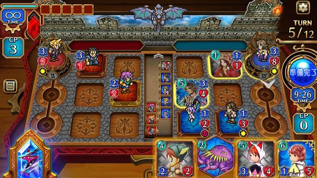 ファイナルファンタジー デジタルカードゲーム FFDCG ライバルズ シャドウバースに関連した画像-05